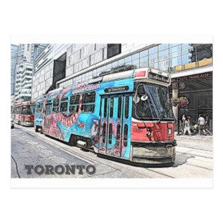 Cartão Postal Toronto