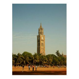 Cartão Postal Torre de pulso de disparo em Mumbai