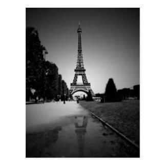 Cartão Postal Torre Eiffel 3