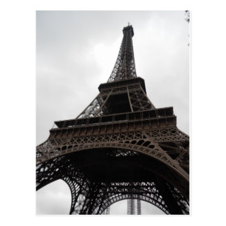 Cartão Postal Torre Eiffel (excursão Eiffel) Paris, France
