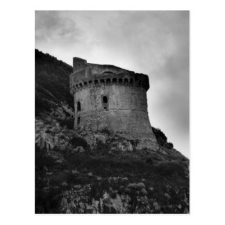 Cartão Postal Torre Paola