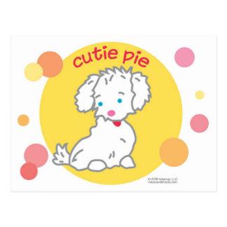 Cartão Postal Torta de Cutie