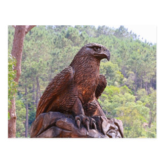 Cartão Postal Totem que cinzela, Portugal 2 de Eagle