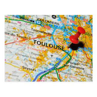 Cartão Postal Toulouse, France