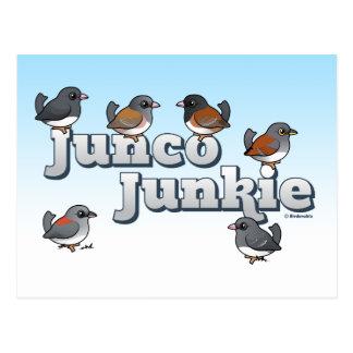 Cartão Postal Toxicómano do Junco