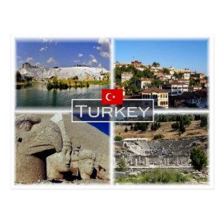 Cartão Postal TR Turquia -