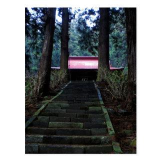 Cartão Postal Trajeto do santuário