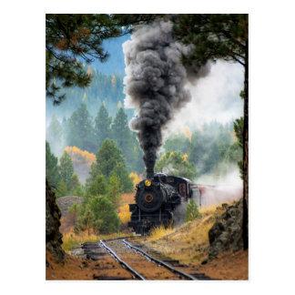 Cartão Postal Trem 19