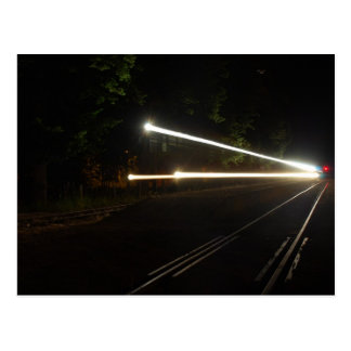Cartão Postal Trem de fantasma
