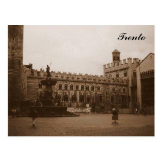Cartão Postal Trento