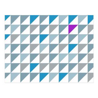 Cartão Postal triangle2
