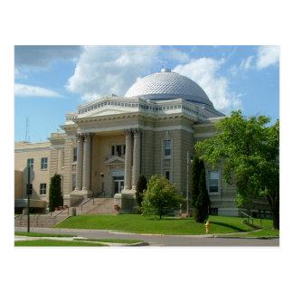 Cartão Postal Tribunal