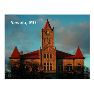 Cartão Postal Tribunal histórico