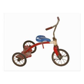 Cartão Postal Triciclo velho