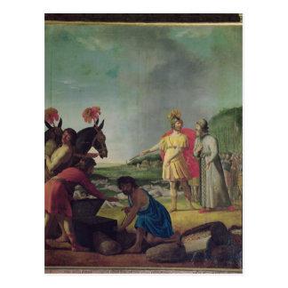 Cartão Postal Triumph de Judas Maccabeus