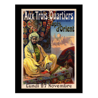 Cartão Postal Trois auxiliar Quartiers