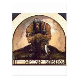 Cartão Postal troll-clipart-4