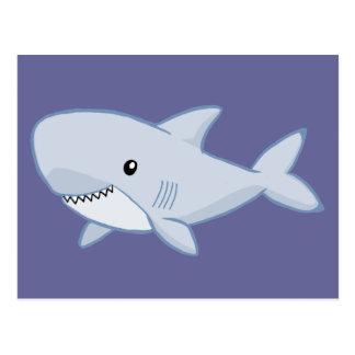 Cartão Postal Tubarão bonito