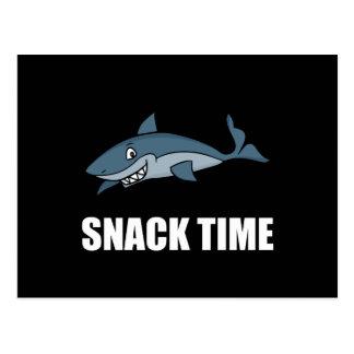 Cartão Postal Tubarão do tempo do petisco