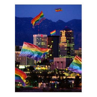 Cartão Postal Tucson, orgulho do vôo de AZ