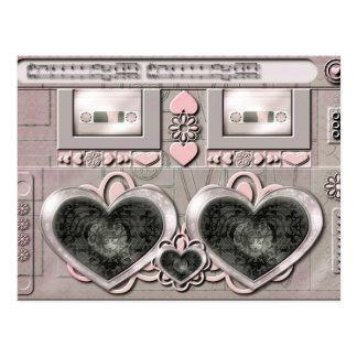 Cartão Postal Tudo que você precisa é amor