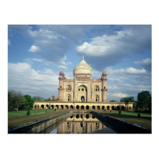 Cartão Postal Túmulo de Sardar Jang, Nawab de Oudh e de Minis