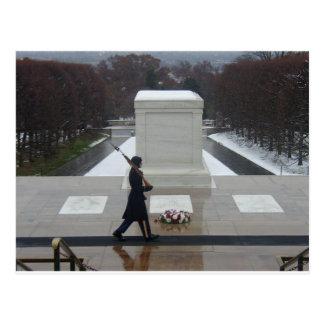 Cartão Postal Túmulo do soldado desconhecido