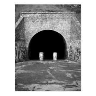 Cartão Postal Túnel