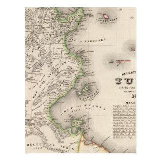 Cartão Postal Tunísia