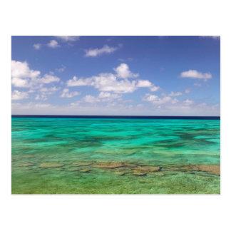 Cartão Postal Turcos e Caicos, ilha grande do turco, Cockburn 3