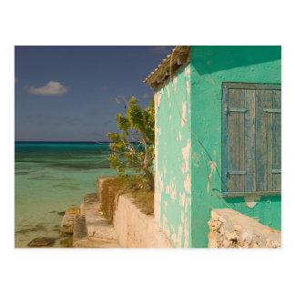 Cartão Postal Turcos e Caicos, ilha grande do turco, Cockburn 4