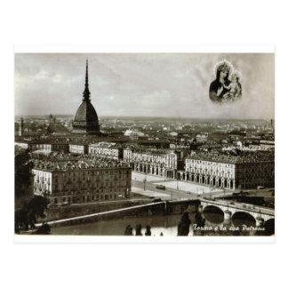 Cartão Postal Turin, Torino, opinião da cidade
