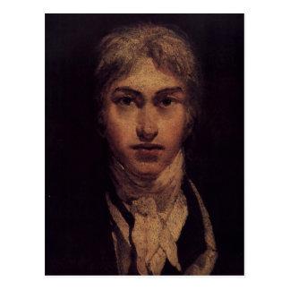 Cartão Postal Turner, Joseph Mallord William Selbstportr? t,