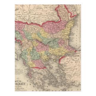 Cartão Postal Turquia em Europa 8