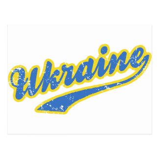 Cartão Postal Ucrânia