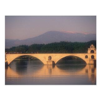 Cartão Postal UE, France, Provence, Vaucluse, Avignon. Pont