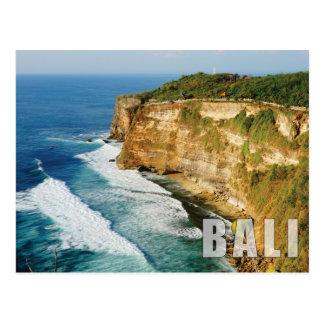 Cartão Postal Uluwatu - Bali, Indonésia