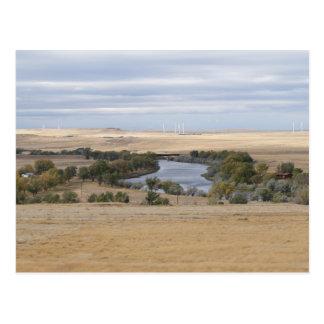 Cartão Postal Um bocado de Nebraska