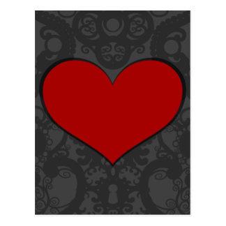 Cartão Postal Um coração II