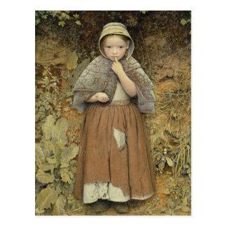 Cartão Postal Um mendigo no trajeto, 1856