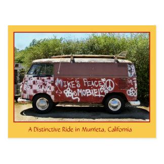 Cartão Postal Um passeio distintivo em Murrieta, CA