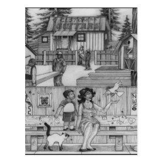 Cartão Postal Um-PODEROSO-ÁRVORe-Página 24