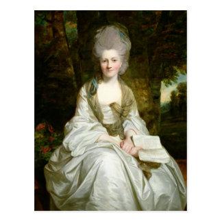 Cartão Postal Um retrato de Dorothy Vaughan