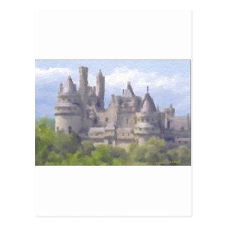 Cartão Postal Um verão de Camelot
