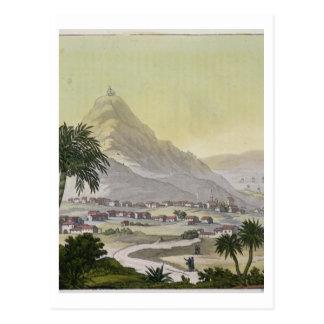 Cartão Postal Uma ideia do distrito de Lima, Peru, 'de Le Cos