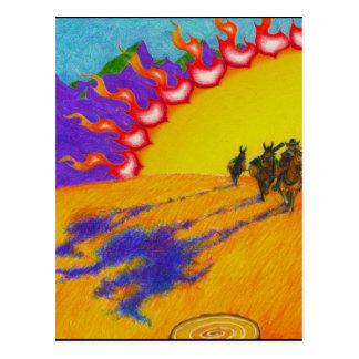 Cartão Postal Uma página PODEROSA 54 de TRE
