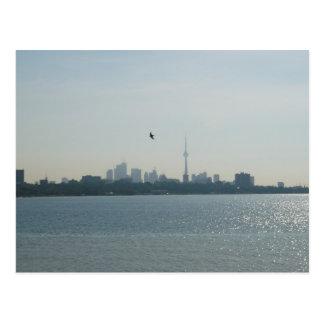 Cartão Postal Uma vista de Toronto