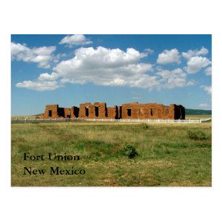 Cartão Postal União do forte