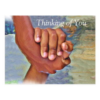 Cartão Postal Unidade & Hope_