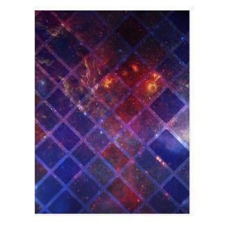 Cartão Postal Universo do bloco